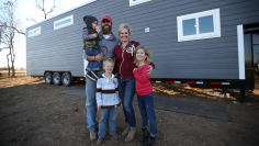 Family of Five's Tiny House