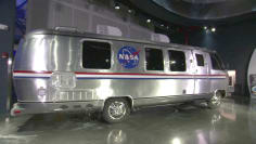 Extreme RVs in Space